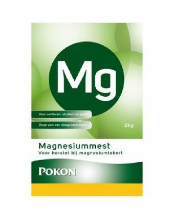 Magnesiummest: Doos van 2 kg
