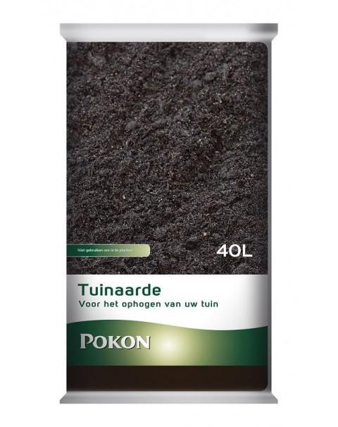 Bemeste tuinaarde: Zak van 40 liter